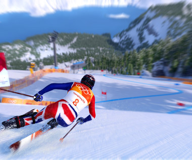 Steep Road to the Olympics - screeny z gry