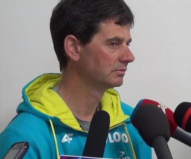 Stefan Horngacher: Nie czuję presji. Film
