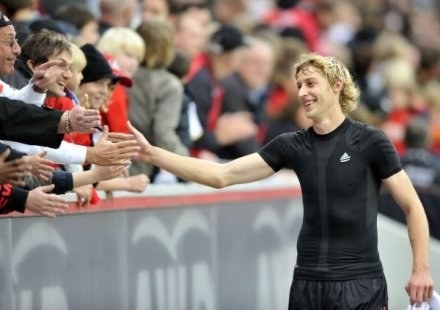 Stefan Kiessling to nowy cel Arsenalu /AFP