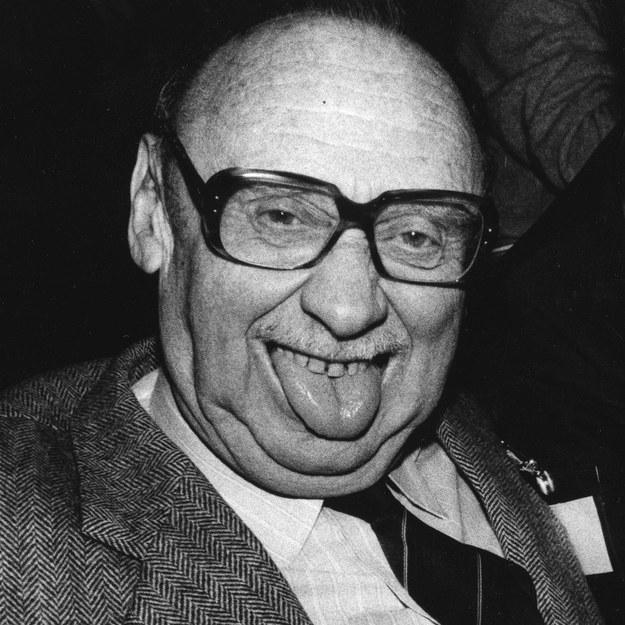Stefan Kisielewski (zdjęcie z lat 80. XX wieku) /Anna Beata Bohdziewicz/REPORTER /East News