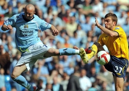 Stepeh Ireland chce grać w Man City do końca kariery /AFP