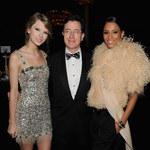 Stephen Colbert zaśpiewał piosenkę o rozstaniu Taylor Swift i Toma Hiddlestona