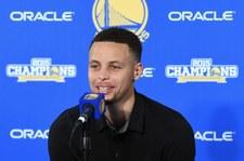 Stephen Curry najlepszym strzelcem sezonu zasadniczego