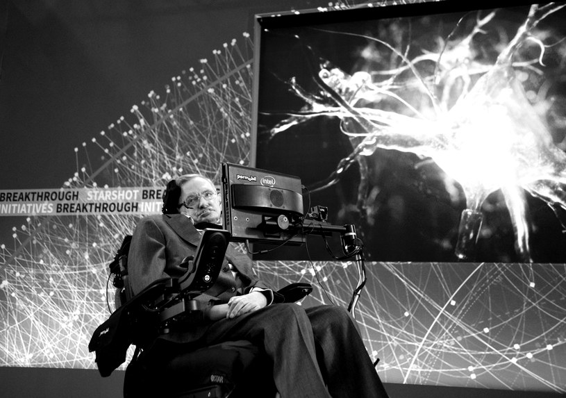 Stephen Hawking /Getty Images