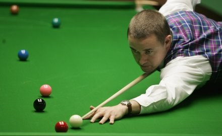 Stephen Hendry odpadł w II rundzie Fot. Jamie McDonald /Getty Images/Flash Press Media