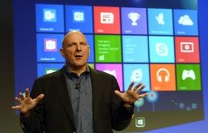Steve Ballmer, szef Microsoftu, odchodzi na emeryturę