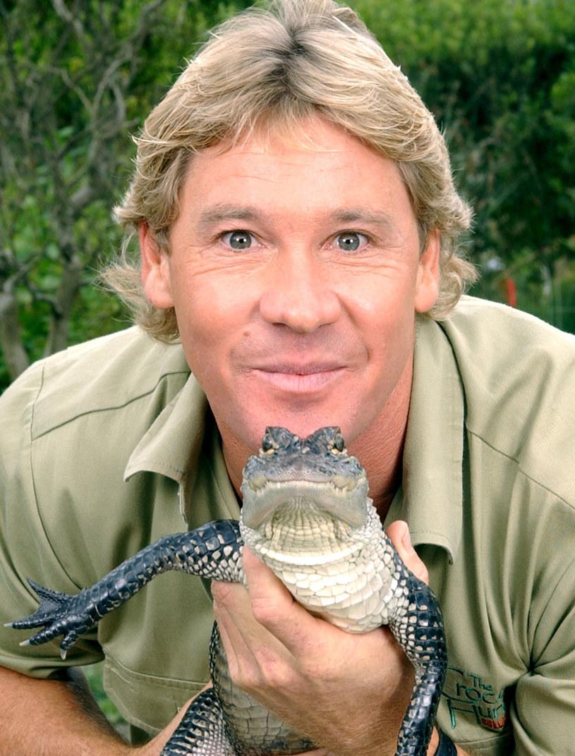 Steve Irwin przez wiele lat był dyrektorem Australia Zoo /Getty Images