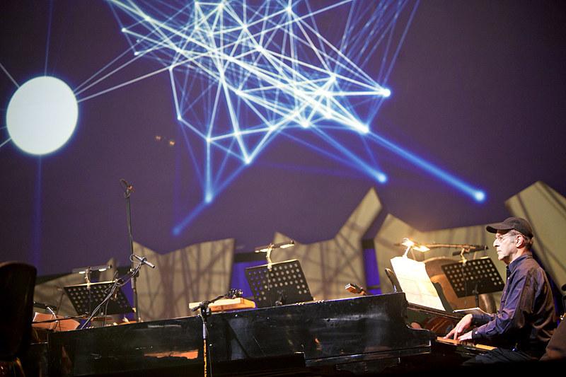 Steve Reich był jednym z 18 muzyków  /Tomasz Wiech