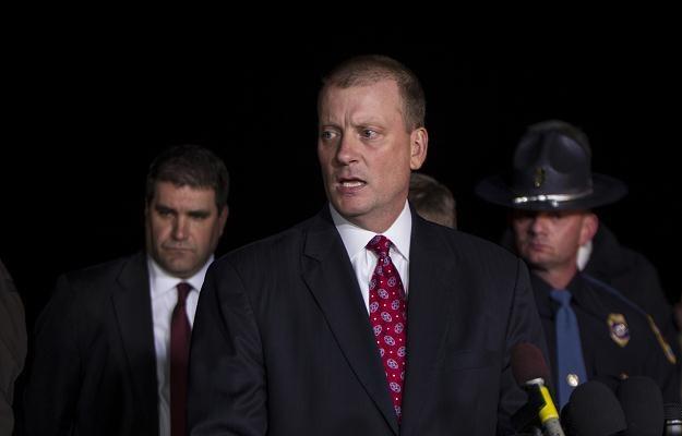 Steve Richardson z biura FBI /AFP