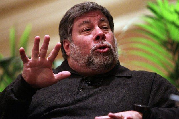 Steve Wozniak bardzo polubił system Windows Phone 7 /AFP