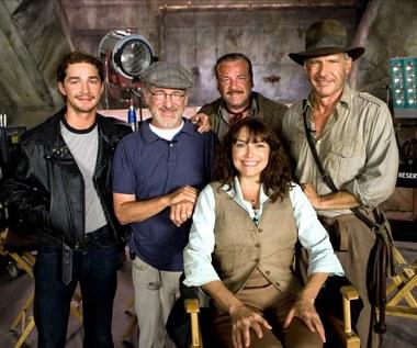 "Steven Spielberg nakręci ""Indianę Jonesa 5"""