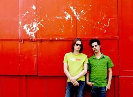 Steven Wilson i Aviv Geffen (Blackfield) /Robin June