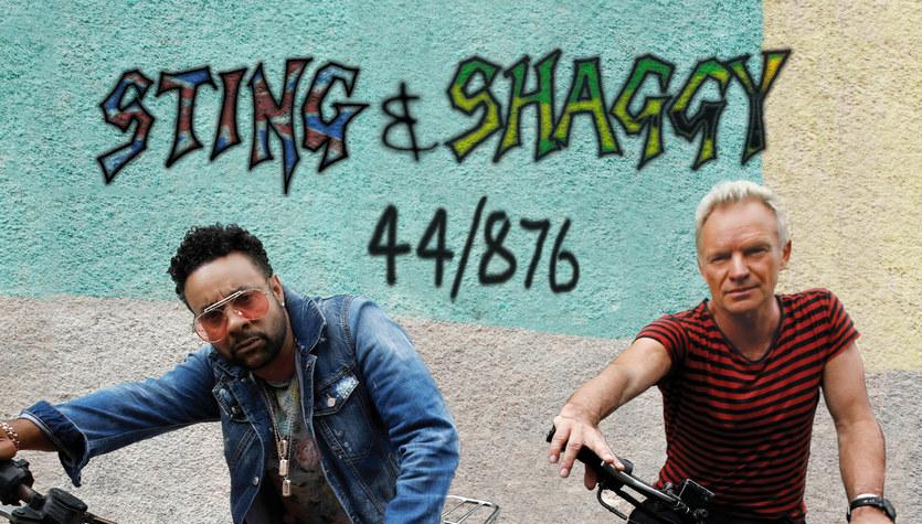 "Sting & Shaggy ""44/876"": Lukrowane ciasteczka"