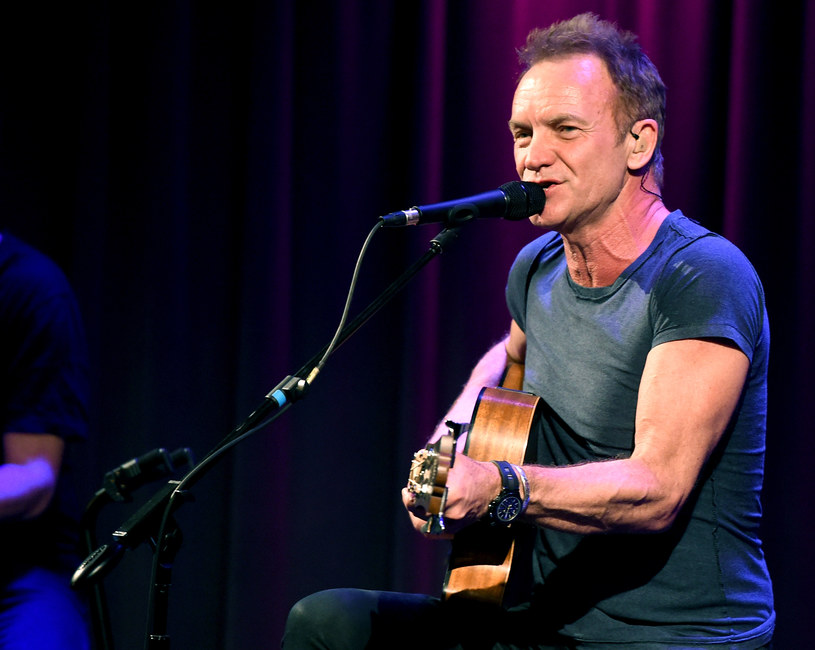 Sting /Getty Images