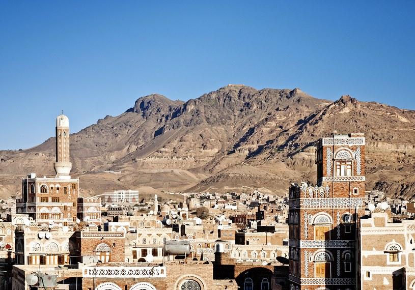 Stolica Jemenu - Sana /123/RF PICSEL