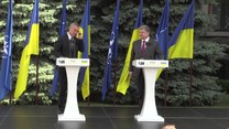 Stoltenberg: NATO popiera i będzie popierać Ukrainę