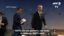 Stoltenberg: Partnerzy z NATO i UE nie rywalizaują ze sobą w kwestii obronności