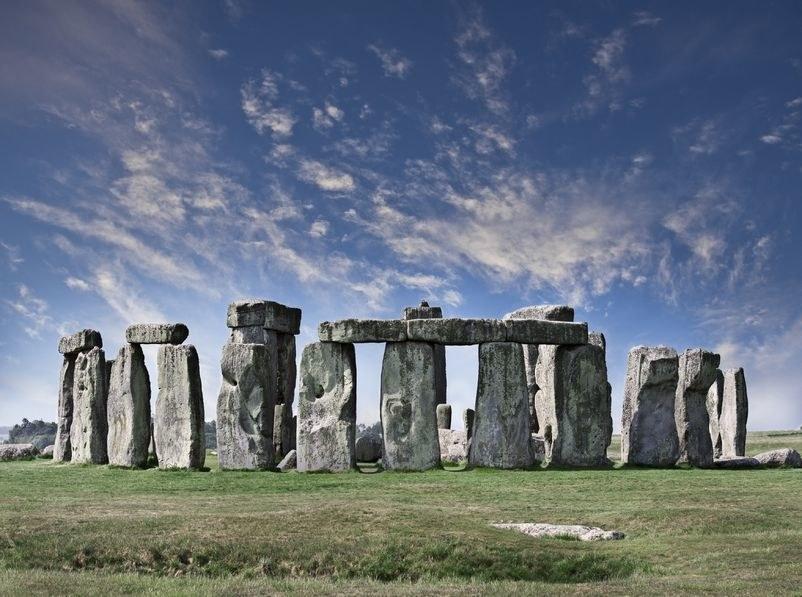 Stonehenge wciąż skrywa wiele tajemnic /©123RF/PICSEL