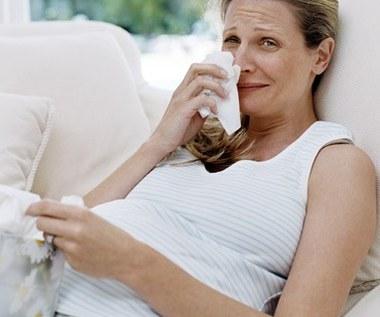 Stosowanie antydepresantów w ciąży szkodzi dziecku