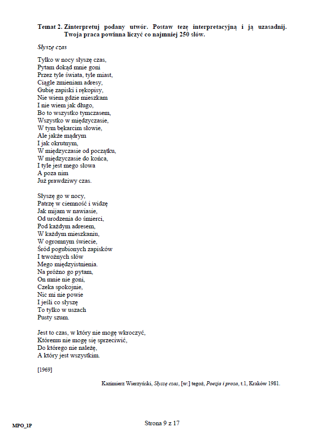 str. 9 /CKE /