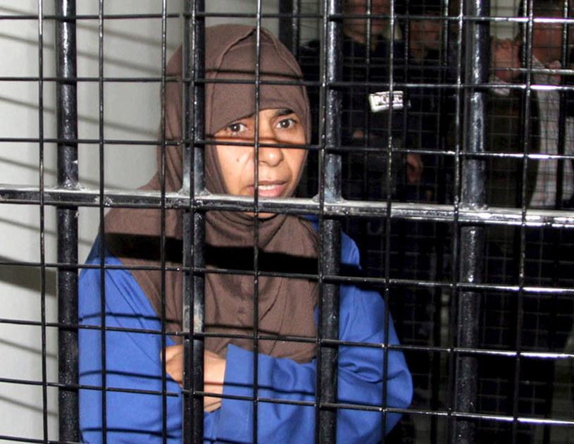 Stracona została Irakijka Sadżida al-Riszawi /PAP/EPA