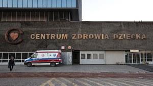 Strajk pielęgniarek w Centrum Zdrowia Dziecka