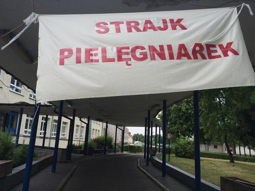 Strajk pielęgniarek (zdjęcie ilustracyjne) /Michał Dobrołowicz /RMF FM