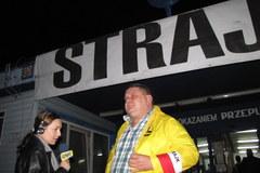 Strajk w kopalniach JSW