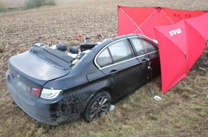 Straszny wypadek BMW.  Śmierć dwójki dzieci i ich matki