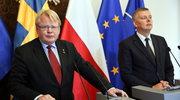 """Strategiczne porozumienie ze Szwecją. """"Bałtyk stał się morzem zagrożeń"""""""