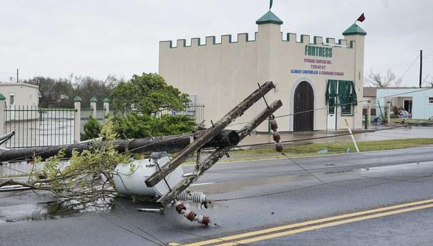 """Straty po przejściu huraganu Harvey. """"Miną lata, zanim się podniesiemy"""""""