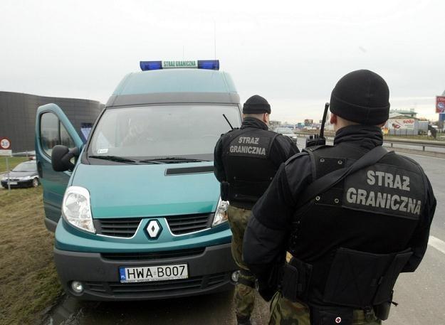 Straż Graniczna dostanie nowe uprawnienia / Fot: Artur Barbarowski /Agencja SE/East News