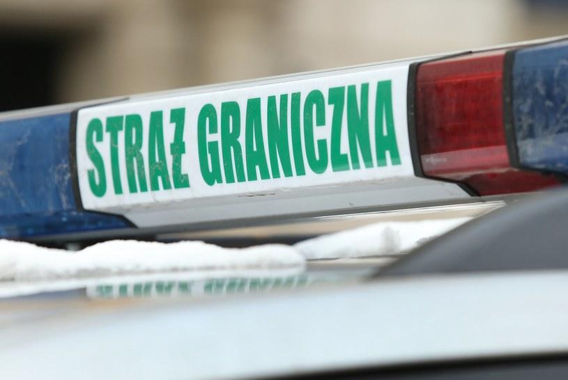 Straż Graniczna /Damian Klamka /East News