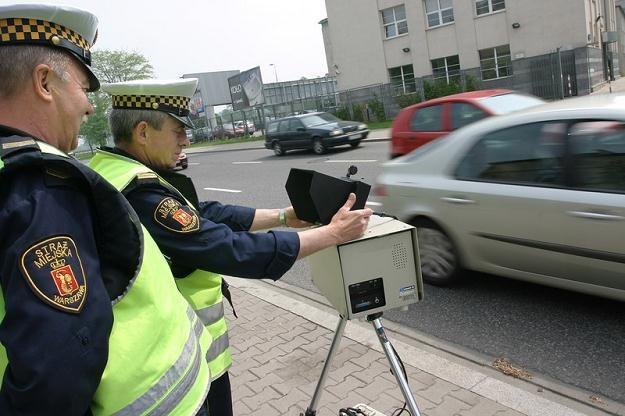 Straż miejska bezprawnie wystawiała mandaty / Fot: Stefan Maszewski /Reporter