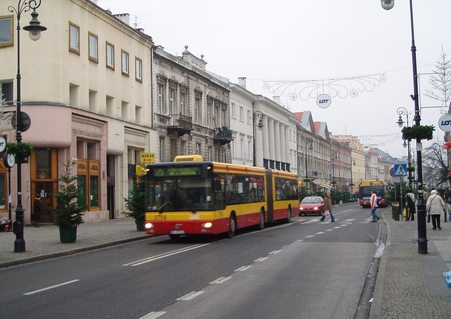 Straż miejska liczy, że walka z wandalami w autobusach będzie teraz skuteczniejsza  / /RMF FM