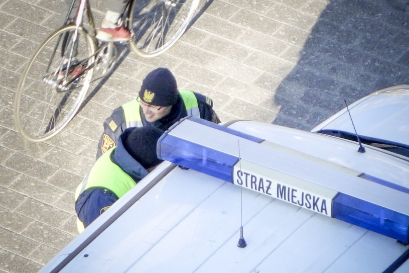 Straż miejska, zdj. ilustracyjne /Piotr Kamionka /Reporter