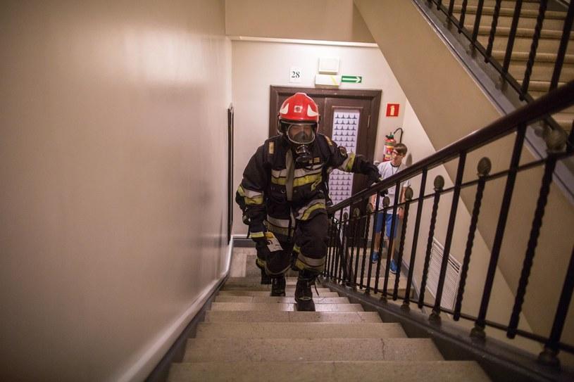Straż pożarna; zdj. ilustracyjne /Maciej Stanik /Reporter