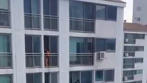 Strażak uratował dziewczynę przed samobójstwem
