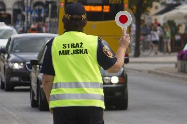Straże miejskie mają problem / Fot: Krystian Dobruszyński /Reporter