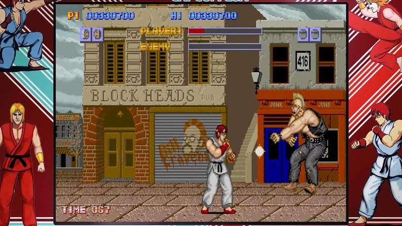 Street Fighter Collection /materiały prasowe