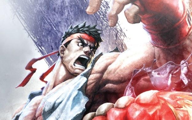 Street Fighter IV /materiały prasowe