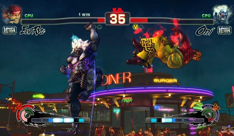 Street Fighter /materiały prasowe