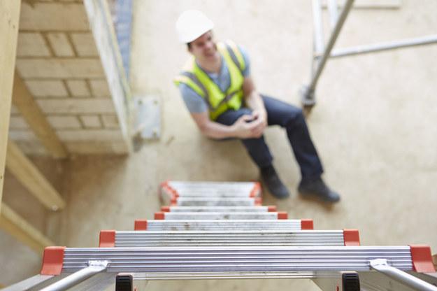 Stres bywa częstą przyczyną wypadków w pracy /123RF/PICSEL