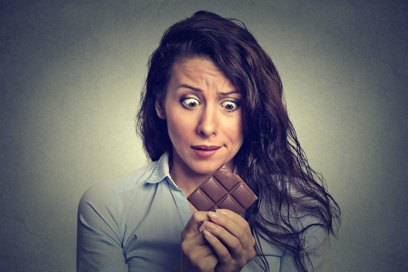 Stres nie sprzyja odchudzaniu /©123RF/PICSEL
