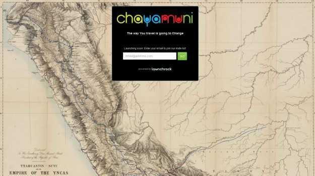 Strona projektu Chayamuni /Internet