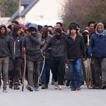 Strzelanina i starcia między imigrantami w rejonie Calais! Kilkanaście osób rannych