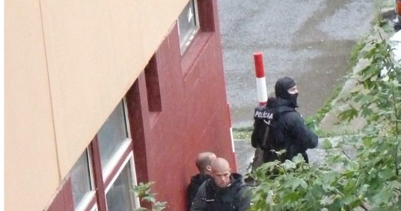 Strzelanina w Bratysławie