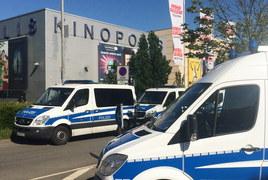 Strzelanina w niemieckim kinie
