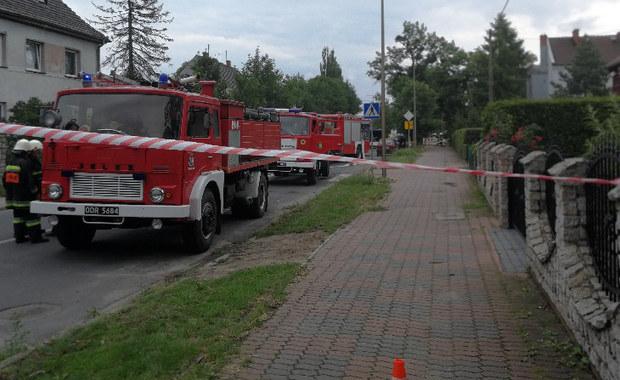 Strzelce Opolskie: Ewakuacja po rozszczelnieniu gazociągu