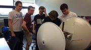 Studenci z Wrocławia chcą nawiązać rekordowe połącznie WiFi